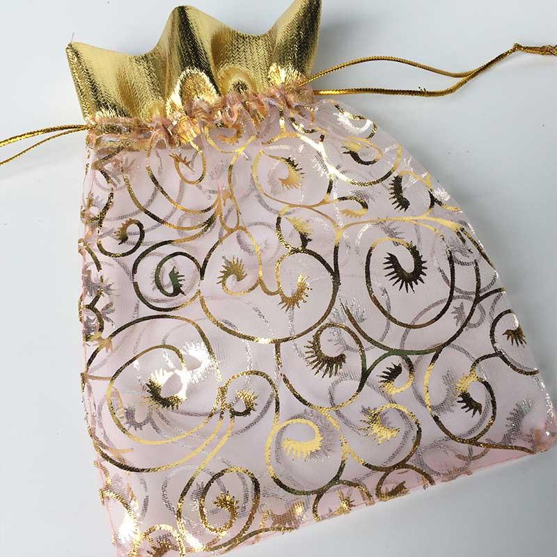 Customized organza candy bag