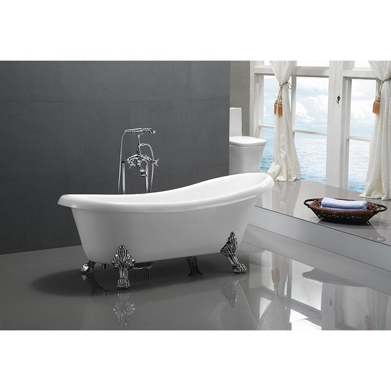 60 freestanding bathtub