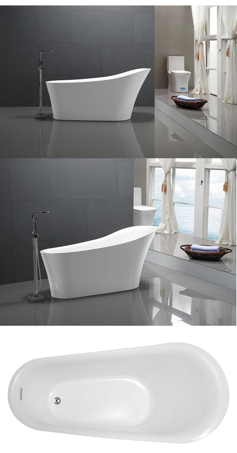 72 inch freestanding soaking tub